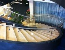 Balustrade Treppen rund