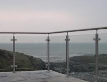Terrasse Geländer