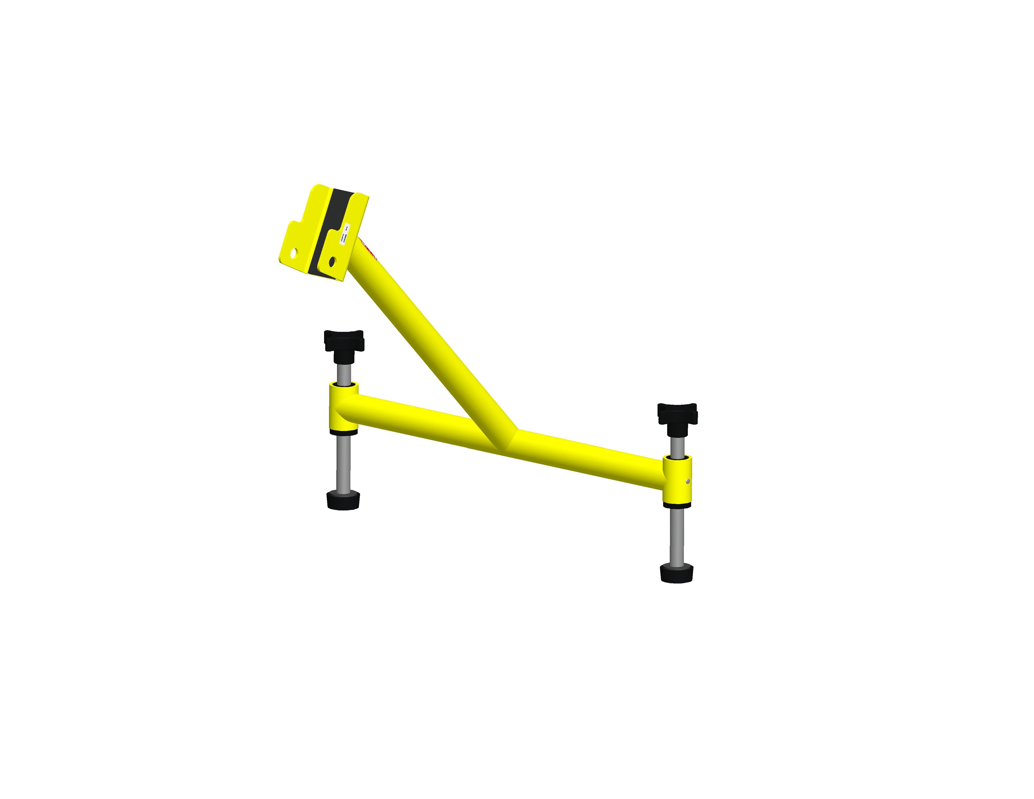 Geländerstabilisator
